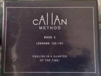 Callan Method CD collection