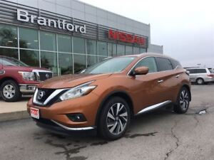 2015 Nissan Murano SL ALL WHEEL DRIVE