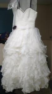 *price reduced* Madeline Gardner wedding dress size 6-8