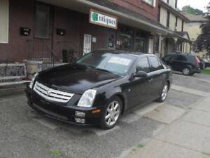 2005 Cadillac STS Sedan