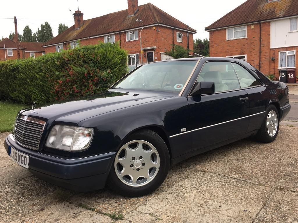 mercedes benz w124 e220 coupe in reading berkshire gumtree. Black Bedroom Furniture Sets. Home Design Ideas