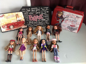 JOUET POUPÉE BRATZ, EVER AFTER HIGH ET BARBIE
