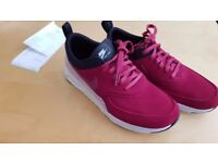 BNIB 100% genuine NIKE AIR MAX THEA PRM LEATHER UK 5, EUR 38.5