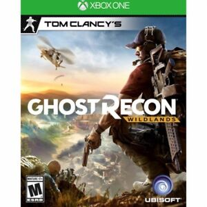 Ghost Recon Wildlands for Xbox One