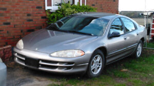 1998 Chrysler Intrepid ES Sedan