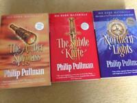 His Dark Materials, Trilogy by Philip Pullman