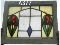 A356 Number of stained glass windows