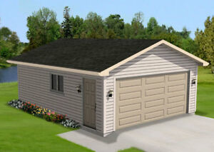 400 sf. Garage for Rent - Totally Secure in Great Neighbourhood