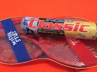 Tennis Set + Badminton Set ***EXCLUSIVE OFFER*** [Can be bought seperately]