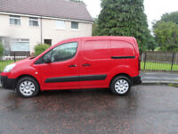 CITROEN BERLINGO LX HDI 12 PLATE 2012 MOT JUNE 2018