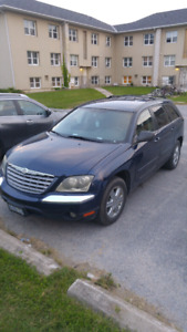 Chrysler Pacifica 2006.  (E Tested and Certified)
