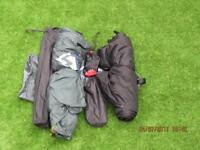 Mountain technology mountain tent