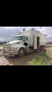 2014 Kenworth Mobile Steam Truck