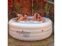 Brand New & Boxed Lay Z Spa Hot Tub