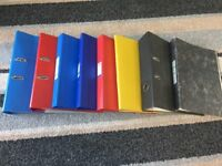 8 Ring Binders For Sale