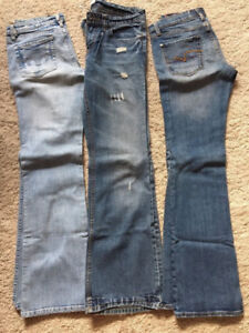 Ladies' Size 8 Jeans & Skinny Pants
