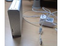 Iomega 1Tb External HDD With Power Supply