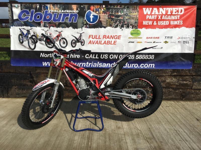 Gas Gas TXT Racing E4 2017 280cc NEW!!! Trials Bike