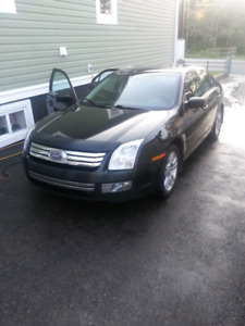 2008 Ford Fusion SEL. ..trade welcomed