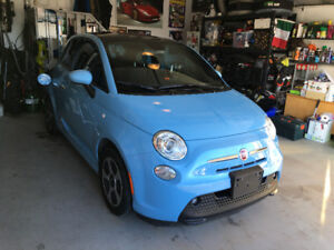 Fiat 500 E All Electric