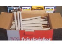 one full box of friulsider hammer fixing 10x160mm long