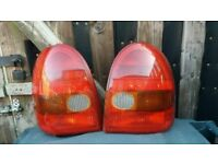 ***Vauxhall Corsa B Tail Lights Forsale***