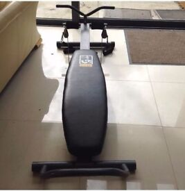 Weider Core Exercise Machine Body Works Pro