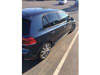 Volkswagen Golf GTD 170 2.0 Diesel Swap PX WHY Type R Focus St VXR