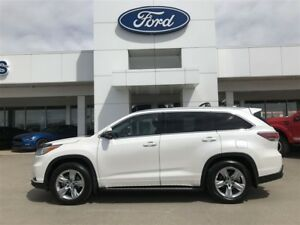 2015 Toyota Highlander Limited AWD Leather Nav Moonroof