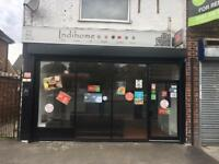 INDIHOME TAKEAWAY FOR SALE £39999 LEASEHOLD