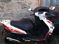 Veeline Beloce Scooter 50cc 2013