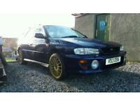 Subaru impreza wagon non turbo spares or repair