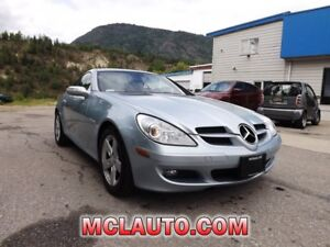 2008 Mercedes-Benz SLK-Class 3.0L-Roadster-$173 bi-weekly
