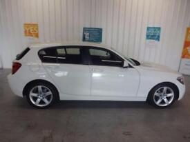2013 13 BMW 1 SERIES 2.0 116D SPORT 5D 114 BHP DIESEL
