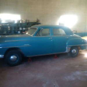 1951 Plymouth Cranbrook (Garage Find)