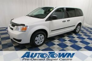 2010 Dodge Grand Caravan SE/ACCIDENT FREE/REAR AIR & HEAT
