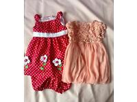 Girl's clothing bundle 12 -36 months (13 items)