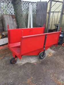 Feed Cart for sale