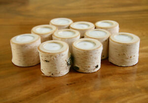 Ten Birch Candle Holders