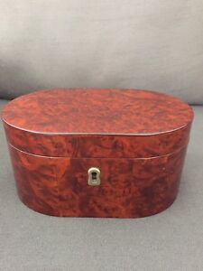 Bombay Company lockable (jewellery) box