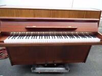 upright piano by schumann