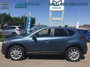 2014 Mazda CX-5 GT  -  sunroof - $185.58 B/W