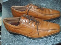 MENS SPANISH FILARDI SHOES SIZE 10.5 AS NEW ONLY £10