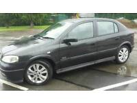 Vauxhall astra 1.6 Sxi 350