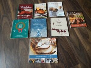 Atco Kitchen Cook Book Lot :)