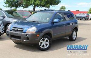 2009 Hyundai Tucson GL | V6 | AWD | SASK. PST PAID