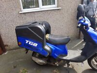TGB delivery scooter for sale. Work horse