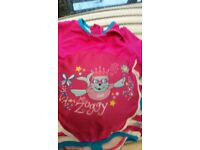 Zoggs swimvest worn once age 3/5