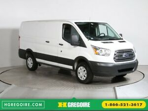 "2016 Ford Transit Connect T-250 130"" Low Roof"