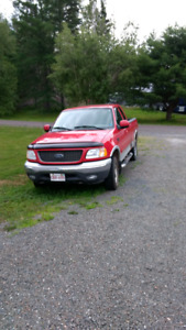 Truck for sale.